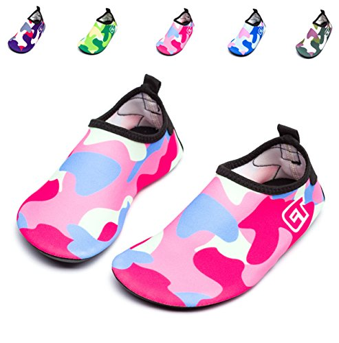 Slip Barefoot Water Swim D1 Women Shoes Kids Giotto Non for pink Quick Dry Men 0Sqdxn