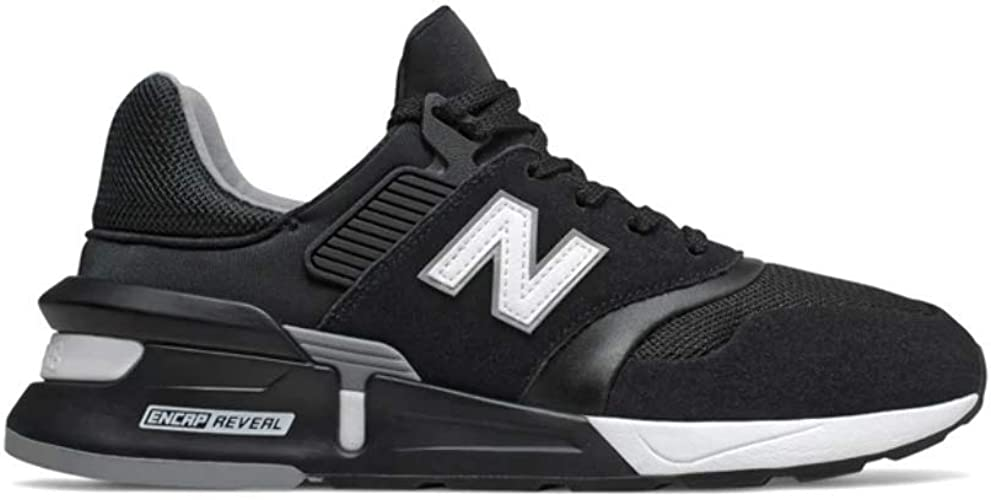 New Balance Herren 997j V1 Turnschuh, grau: Amazon.de ...