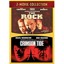 Crimson Tide/The Rock DVD 2-Pack