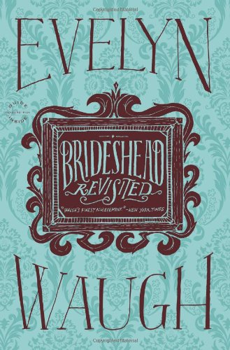 Book cover for Brideshead Revisited