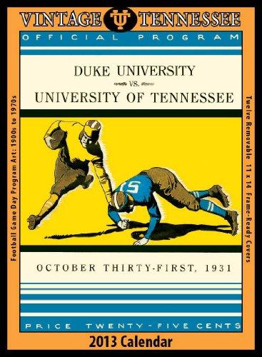 Tennessee Volunteers 2013 Vintage Football ()