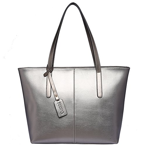 On Clearance NAWO Women s Leather Designer Handbags Shoulder Tote Top-handle  Bag Clutch Purse - Buy Online in Oman.  b257c8a30210c