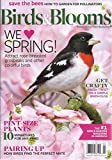 Birds & Blooms Magazine (February/March 2016 - Rose-Breasted Grosbeaks)
