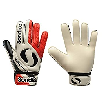 Sondico Kids Match Junior Boys Goalkeeper Gloves Football Training Sports