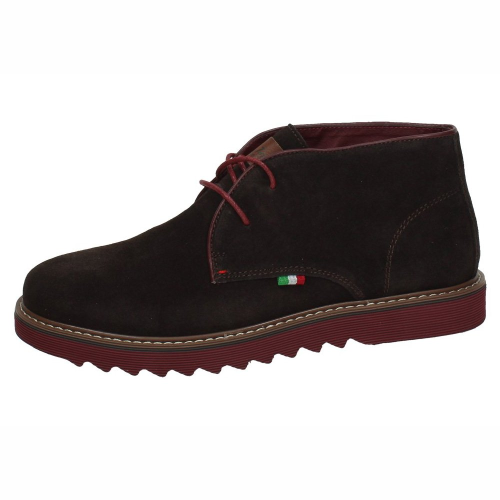 XTI 47118 BOTÍN DE Ante MARRÓN Hombre Botas-Botines: Amazon.es: Zapatos y complementos