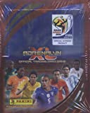 2010 FIFA World Cup South Africa Adrenalyn XL Soccer Trading Card Game Box - 100 packs
