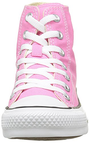 Color Top Converse Style and Canvas in High Sneakers All Durable Star Pink Uppers Chuck and Unisex Taylor Classic Casual ArqrfYOBw
