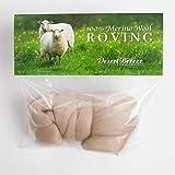 Merino Wool Roving, Premium Combed Top, Color