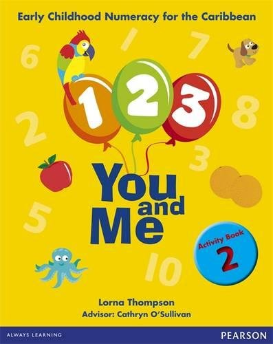1, 2, 3, You and Me Activity Book 2