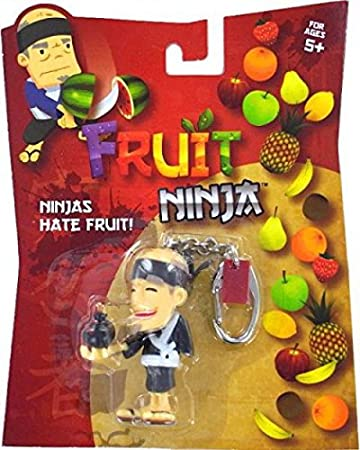 Amazon.com: Basic Fun Fruit Ninja Blade Slice Bomb Sensei ...