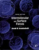 Intermolecular and Surface Forces, Third Edition