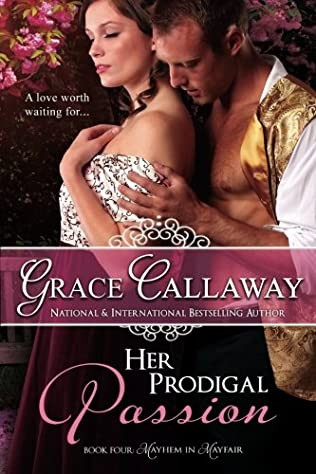book cover of Her Prodigal Passion