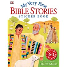 My Very First Bible Stories Sticker Book
