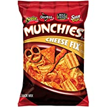 Munchies Cheese Fix Flavored Snack Mix, Party Size! (15.5 Ounce)