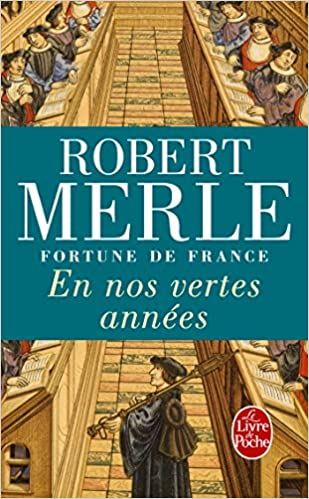Fortune de France, tome 2 : En nos vertes années epub, pdf