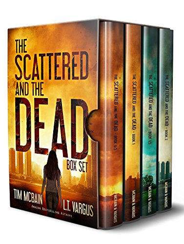(The Scattered and the Dead Series: The First Four Books (Post-Apocalyptic)