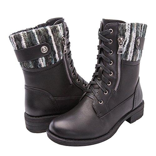 Women%27s+KadiMaya1619-1+Boots%2C+Black%2C+10M