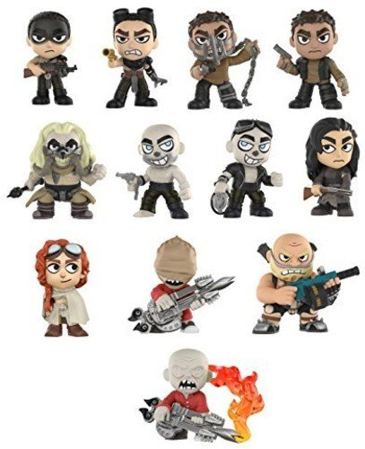 Funko Mystery Mini Mad Max Fury Road One Mystery Figure Collectible Figure 28024 Accessory Toys /& Games