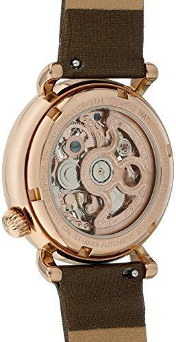 Stuhrling Original Women's 109Set Amour Aphrodite Cupid Automatic Skeleton Watch Set