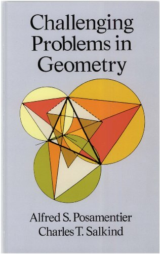 Challenging Problems in Geometry (Dover Books on Mathematics)