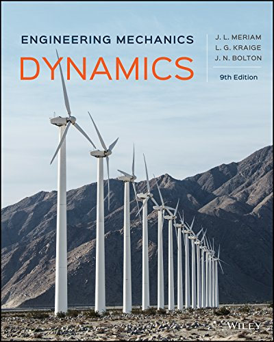 Engineering Mechanics: Dynamics, 9th Edition