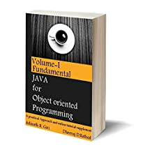 Java For Object Oriented Programming: Java For Beginners with all Important Programs