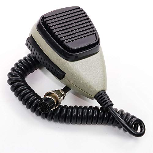d mic Microphone for Kenwood TS-830s TS-820s TS-120s TS-530s TS-130s TS-520s TS-180s ()
