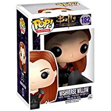 Funko - Figurine Buffy Contre les vampires - Wishverse Willow Exclu Pop 10cm - 0849803044435
