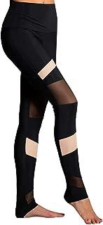 product image for Onzie Yoga HIGH Rise Bondage Legging 280 Black/Nude