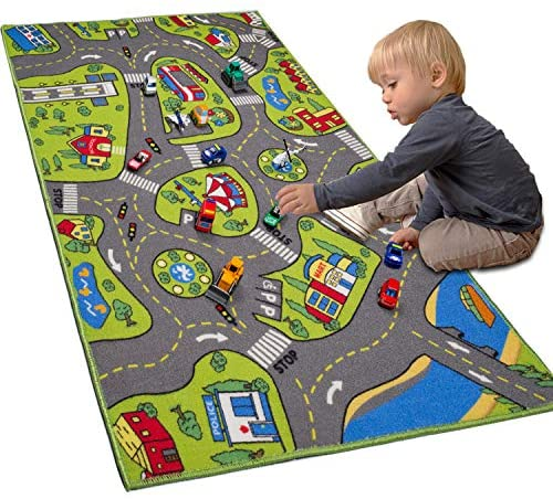 Large Kids Playmat Non Slip Educational Classroom product image