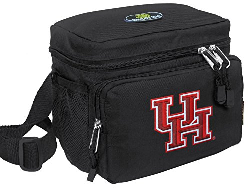 Broad Bay UH Lunch Bag Official NCAA University of Houston Lunchboxes by Broad Bay