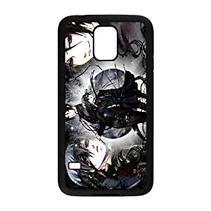Samsung Galaxy S5 Phone Case Black Black Butler VLN1128012