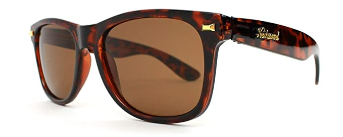 Gafas de sol Knockaround Fort Knocks Tortoise Shell / Amber POLARIZADAS