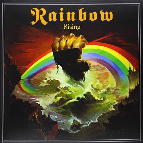 Vinilo : Rainbow - Rising (Colored Vinyl)