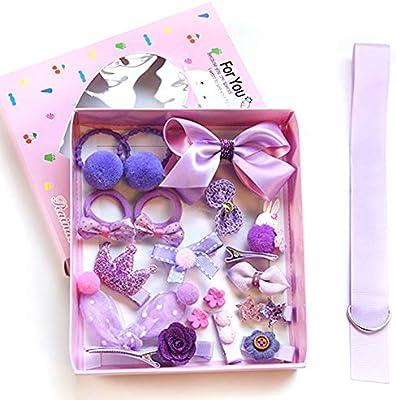 NFACE 18 unids set de regalo accesorios para el cabello Baby ...