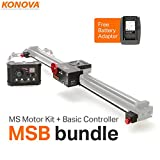 Konova Basic Motorized System MSB 250:1 middle speed including controller (not Include Slider)