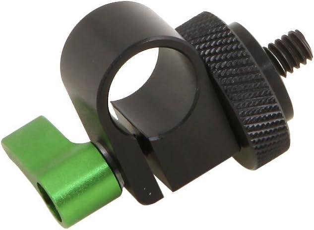 SmallRig 2 Stücke 15mm Rohr M12 Gewinde Aluminiumlegierung für15mm Rohrklemme