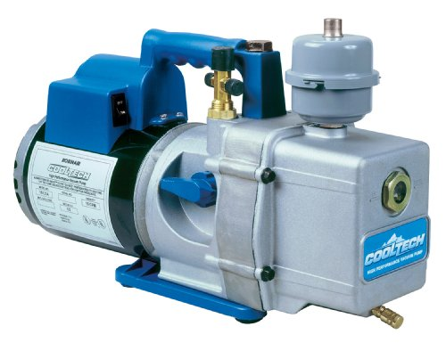 220V 60Hz Single Stage Vacuum Pump - 3
