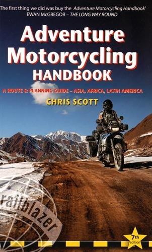 Adventure Motorcycle - 1