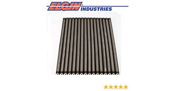 Pushrods 255 302 5.0L 1969-1988 Ford Mercury Push Rods Set of 16 Outdoor/&Repair Store Stock replacement Model: Size: Stock replacement
