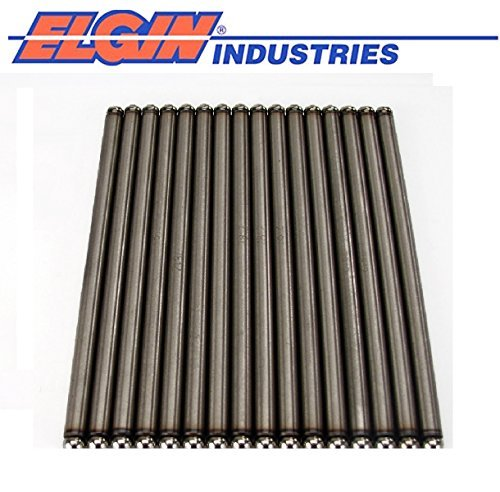 Pushrods 255 302 5.0L 1969-1988 Ford Mercury Push Rods Set of 16 (Stock replacement) Size: Stock replacement, Model: , Outdoor&Repair ()