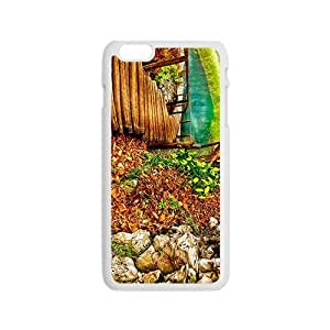 Lucky Attractive Hill Bridge Custom Protective Hard Phone Cae For Case Cover For SamSung Galaxy S6
