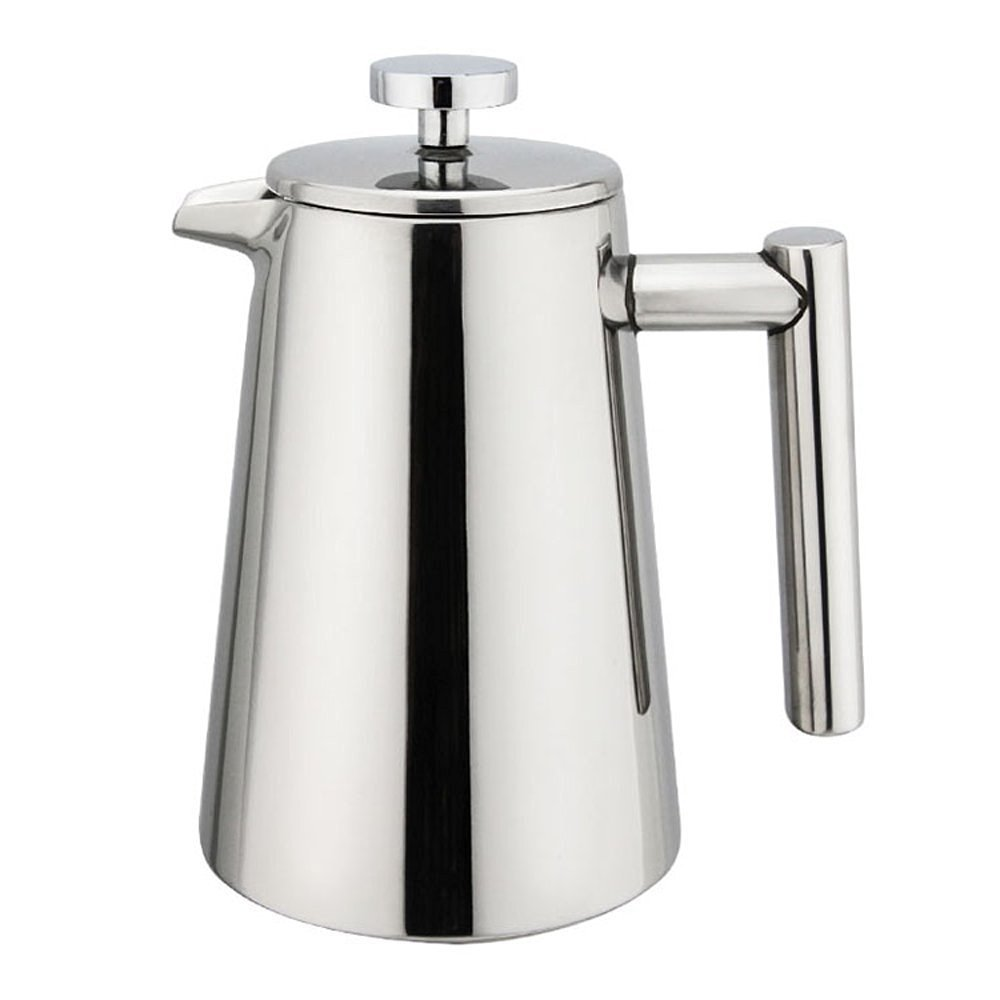 French Press Coffee Maker Cleaning : Highwin 8-Cup/35-Ounce Coffee Press Double Wall Insulated Stainless Steel French eBay