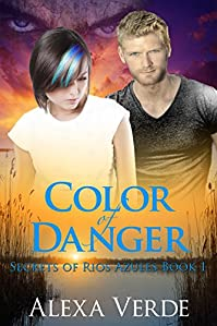Color Of Danger by Alexa Verde ebook deal