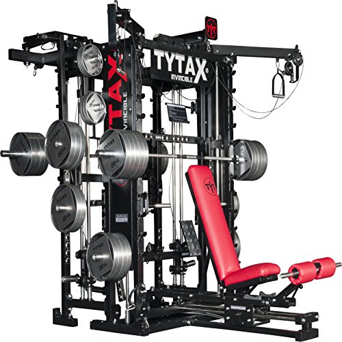 Tytax t home gym the most complete equipment free