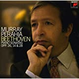 """Beethoven: Klaviersonaten Nr. 9&10 (op.14), Nr. 12 (op.26), Nr. 15 (op. 28 """"Pastorale"""")"""