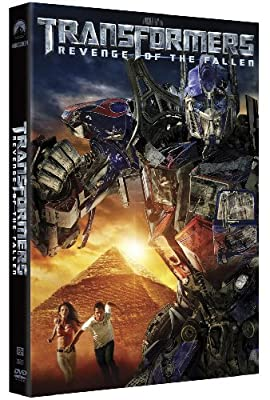 Transformers: Revenge of the Fallen [DVD] [2009] [Region 1] [US Import] [NTSC]