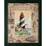 Dimensions Needlecrafts Counted Cross Stitch, Light At Sea