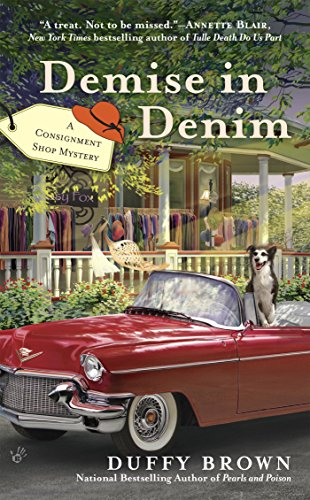 Demise in Denim (A Consignment Shop Mystery Book 5)