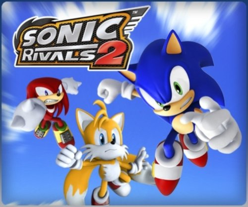 Amazon Com Sonic Rivals 2 Sony Psp Psp Video Games